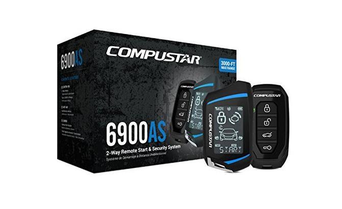 Compustar CS700-AS  ریموت استارت  یک طرفه