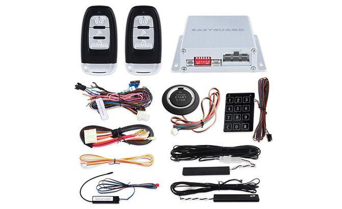 ریموت استارتEASY GUARD Kit(EC002NS)